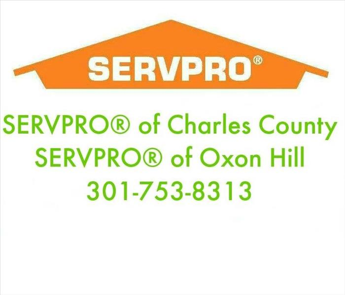Community SERVPRO® of Charles County: Supporting the community you SERV!